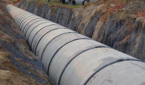 亳州蒙城县埋地排水管平口管